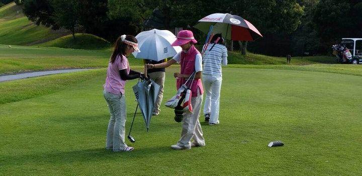 ゴルフキャディの派遣の仕事